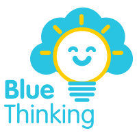 Blue Thinking Logo